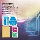 LG V60 ThinQ Screen Protector + Camera Lens