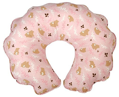 Cuddle U Nursing Pillows - Leachco Cuddle-U Original Cover - Pink