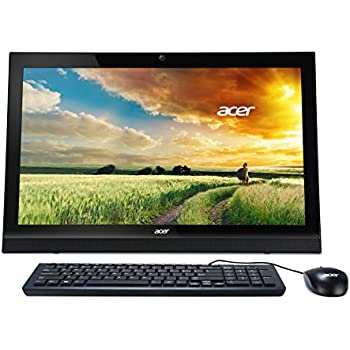 Acer Aspire 21.5-inch Full HD All-in-One Desktop with Windows 10
