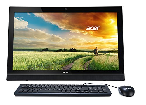 Acer 21.5-Inch Desktop (Black)