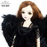 EVA BJD Imogen 1/3 BJD Doll 22inch Ball jointed dolls + Makeup + Full Set Fallen Angel Devil