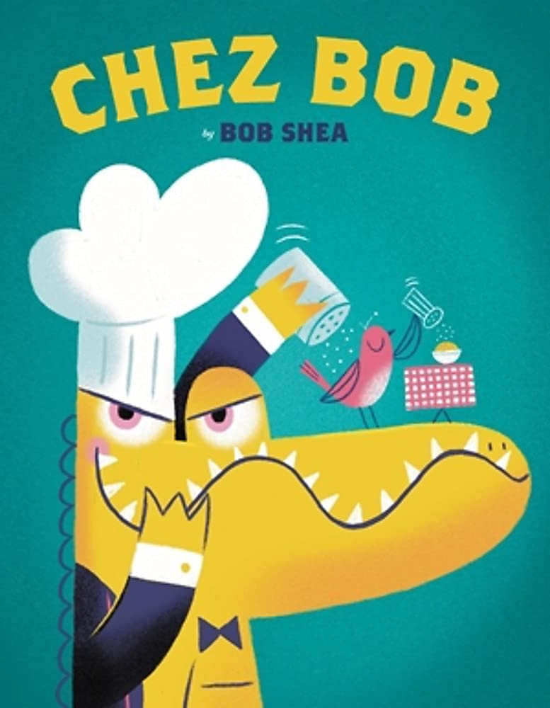 Chez Bob: Shea, Bob: 9780316483117: Amazon.com: Books