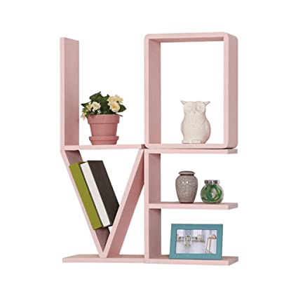 Amazon.com: Wall-Mounted Cabinets Shelf real wall corner ...