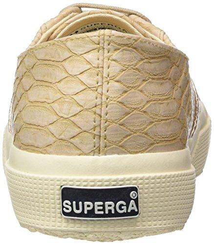 Superga Damen 2750 Pusnakew Sneaker Braun (nudo)