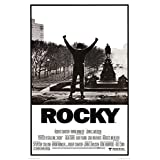 Rocky Movie (Arms Up) Poster Print - 24x36
