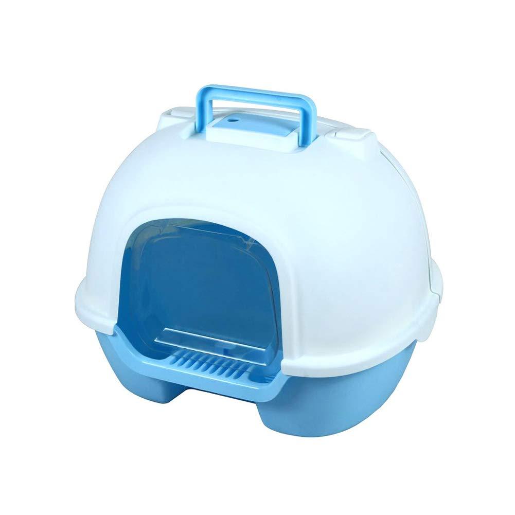 Fully Enclosed Deodorant Oversized Anti-Splashing Cover Litter Box