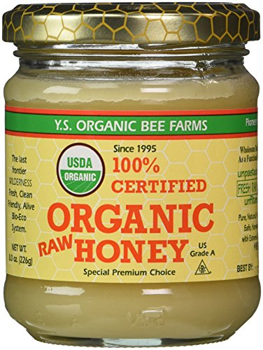 Farms Certified Organic Honey grams product image
