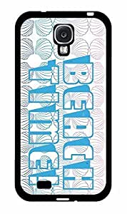 Beach Time Plastic Phone Case Back Cover Samsung Galaxy S4 I9500