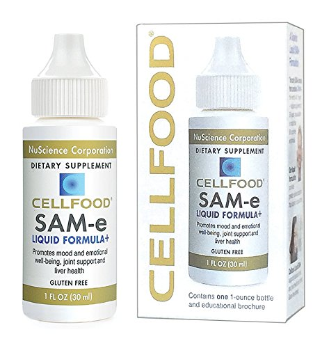 Liquid Same Formula - Cellfood Sam-e Lumina 1 fl oz Liquid