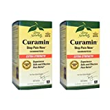 Terry Naturally/Europharma Curamin Extra Strength -120 Tablets (2 Bottles)