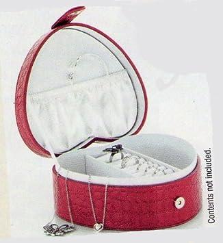 Avon Heart Jewellery Box Amazoncouk Beauty