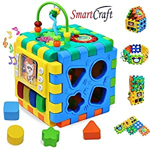 Smartcraft Activity Cube Multipurpose Play...