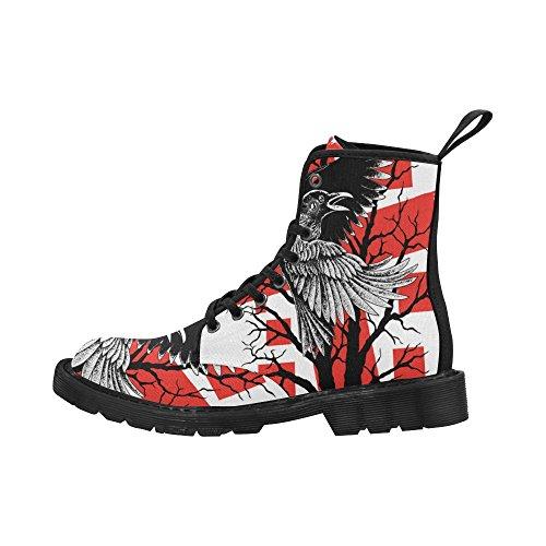 D-story Chaussures Fahion Bottes Pour Femmes Multi6