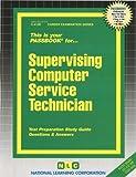 Supervising Computer Service Technician, Jack Rudman, 0837341094