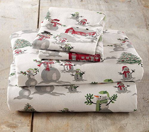 Stratton Collection Extra Soft Printed 100% Cotton Flannel S