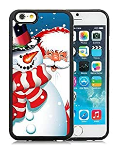Personalized Case Cover For SamSung Galaxy S4 anta Claus Black Hard Case 12