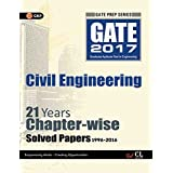 GATE Civil Engineering (21 Year Chapter-Wise Solved Paper)