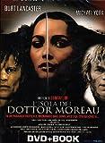 L'Isola Del Dottor Moreau (Dvd+Libro)