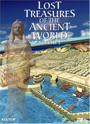 Amazon Com Lost Treasures Of The Ancient World Volume 2 Box Set Ancient Egypt Ancient Greece Carthage Ancient Jerusalem The Romans In North Africa The Seven Wonders Of The Ancient World By Kultur