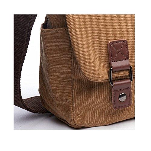 B Travel Bag Shoulder A Canvas Messenger Bag Bags Outdoor Bag Large Computer Bag Pw0aw