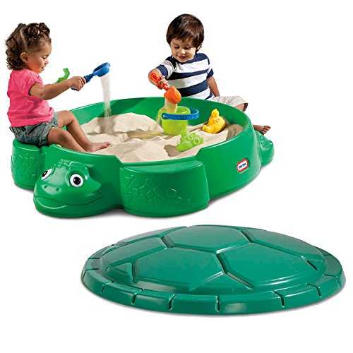 Review Little Tikes Turtle Sandbox