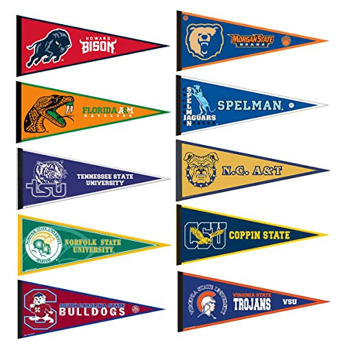 College Flag - HBCU College Pennant Set