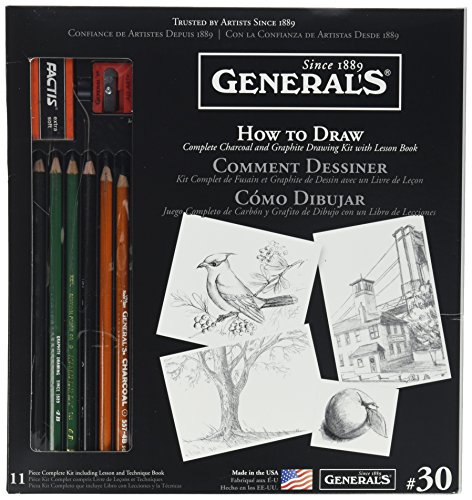 General Pencil How Draw Kit product image
