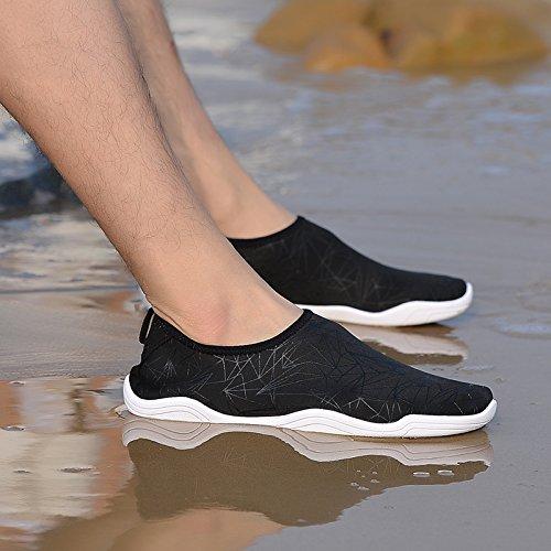 Aqua Parc Pour En Natation Pieds Homme Schage Water Bateau Black Shoes Nus Yoga Bigu La Sports Plage Chaussures line Marche Unisex Slip Snorkeling Chaussettes Peau Rapide On Les wYBSvIq
