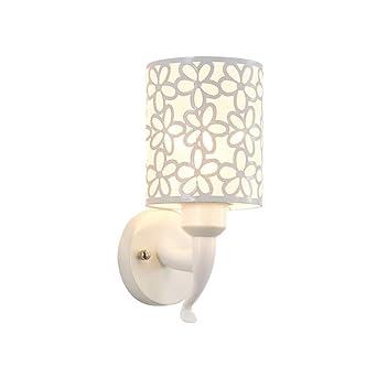 Moderno minimalista interior lámpara de pared led personalidad creativa sala de estar escalera pasillo lámpara de pared alto 27 * ancho 14 CM luz cálida: Amazon.es: Iluminación