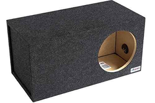 Atrend 12LSV 12-Inch Single Vented Subwoofer (Volare Single Hole)