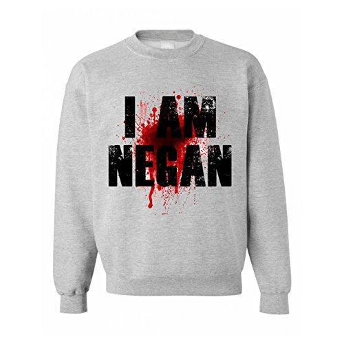 I Am Negan The Walking Dead Quote Unisex Sweater