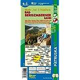 Bad Bergzaberner Land: Wander-, Rad- und Freizeitkarte, Maßstab 1:25.000, 2. Auflage