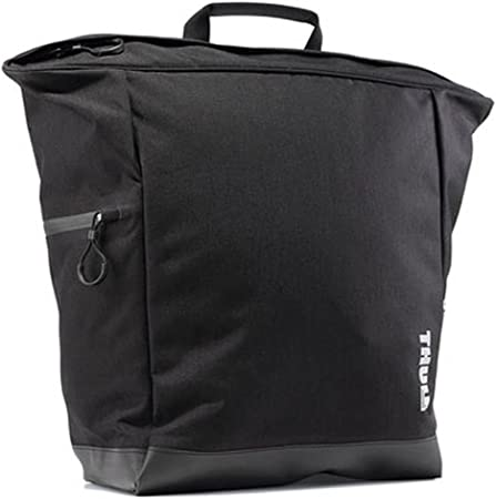 Thule TH100001 - Alforja Bolso Mano TH Negro Packn Pedal: Amazon ...