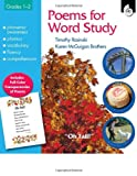Poems for Word Study, Grades 1-2, Timothy Rasinski and Karen McGuigan Brothers, 1425804217