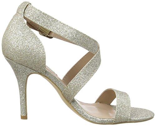 Sandrine Mujer Zapatos Perkins Oro Gold Dorothy 5Sqx8TwxC