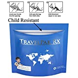 TravelPakRx – 73 Tablets - A Complete Travel Size
