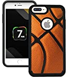 CorpCase iPhone 7 Plus Case / iPhone 8 Plus Case - Basketball / Hybrid Unique Case With Great Protection
