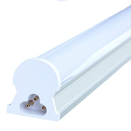 "Tubo de luz LED (T8, 10PC 4 ft 48 ""6500 K 20"