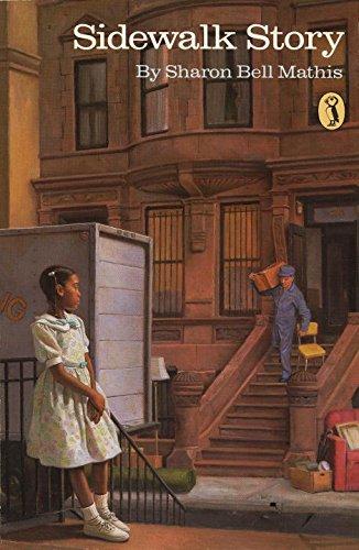 Sidewalk Story (Puffin story books)