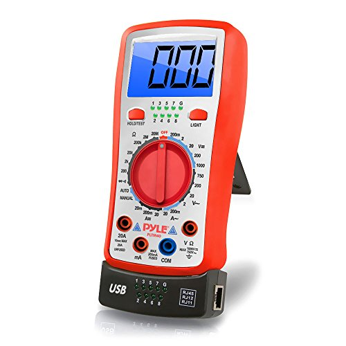 Pyle Meters PLTM40 Digital Multimeter