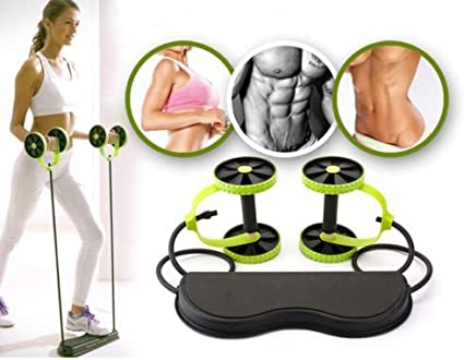 power roller ab trainer amazon