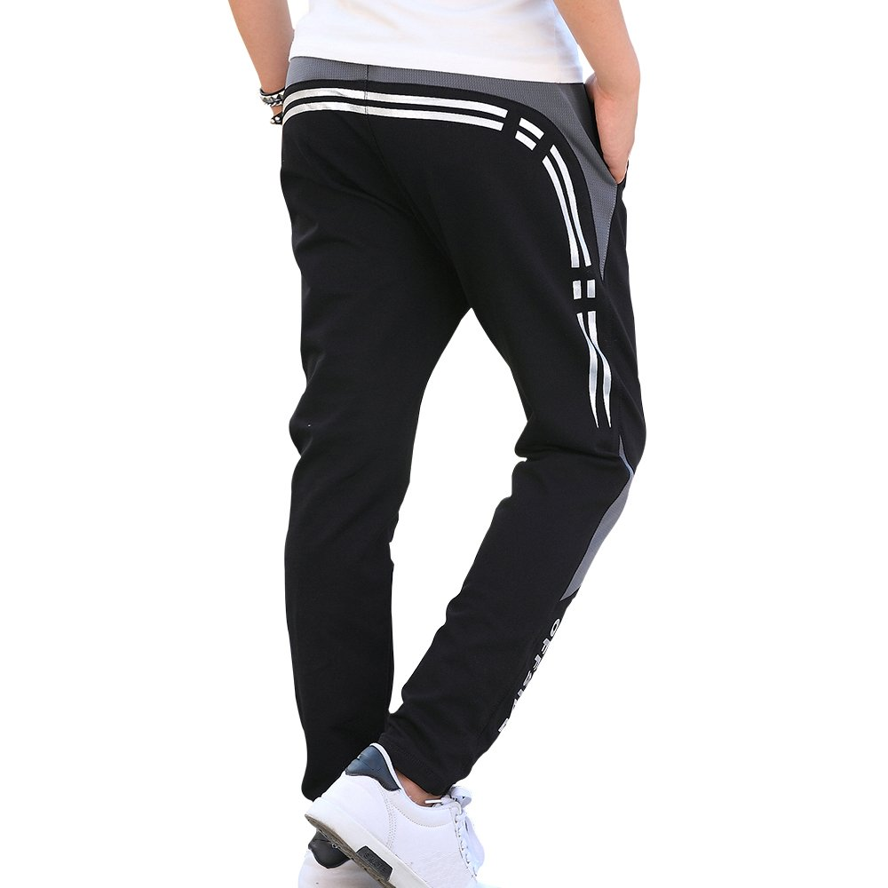 CNMUDONSI Sweatpants for Boys Large Youth Casual Clothing Jogging Pants 8-16