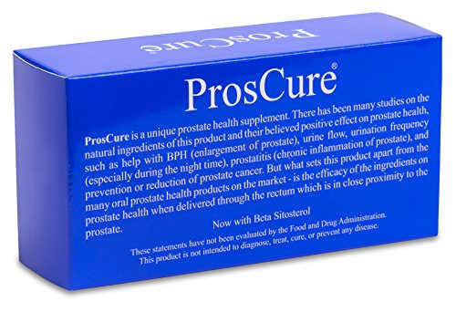 ProsCure Prostate Suppositories