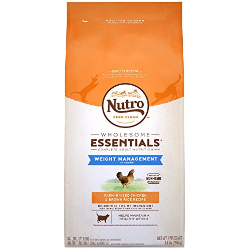 Nutro Wholesome Essentials Weight Management Adult Dry Cat F