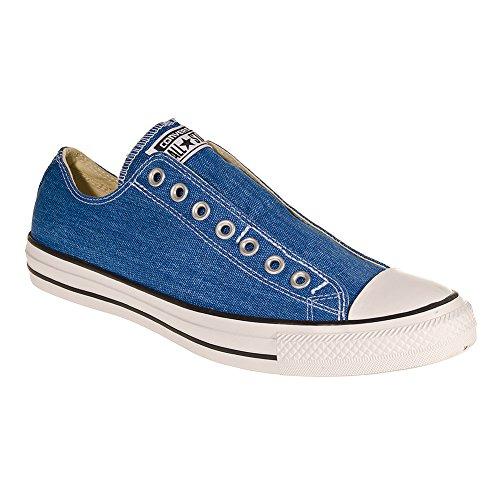Converse Mens Slip On Blue Shoes - 8 D(M) US