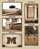 University of Mississippi (Ole Miss) - Photo College Collage - Oxford, MS