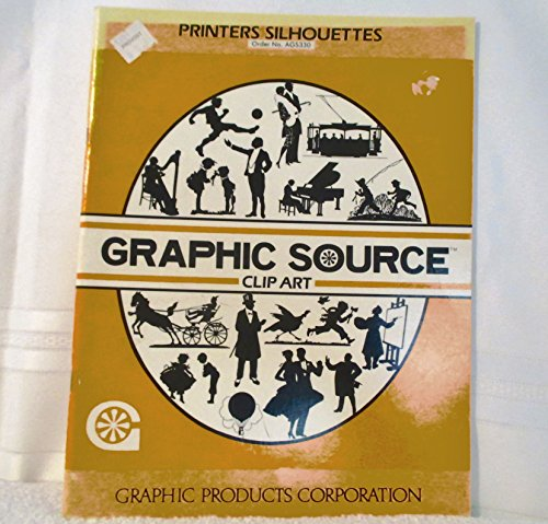 Printers Silhouettes: Graphic Source Clip Art
