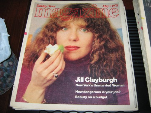 Jill Clayburgh (New York's Unmarried Women , Beauty On A Budget, May 7, 1978)