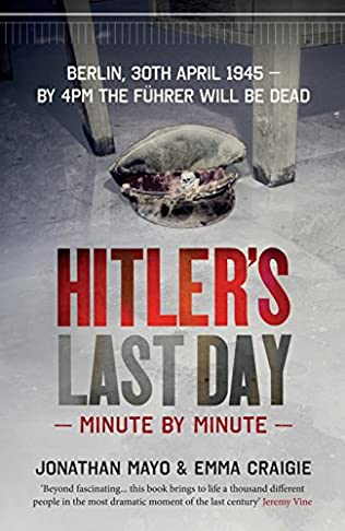 book cover of Hitler\'s Last Day