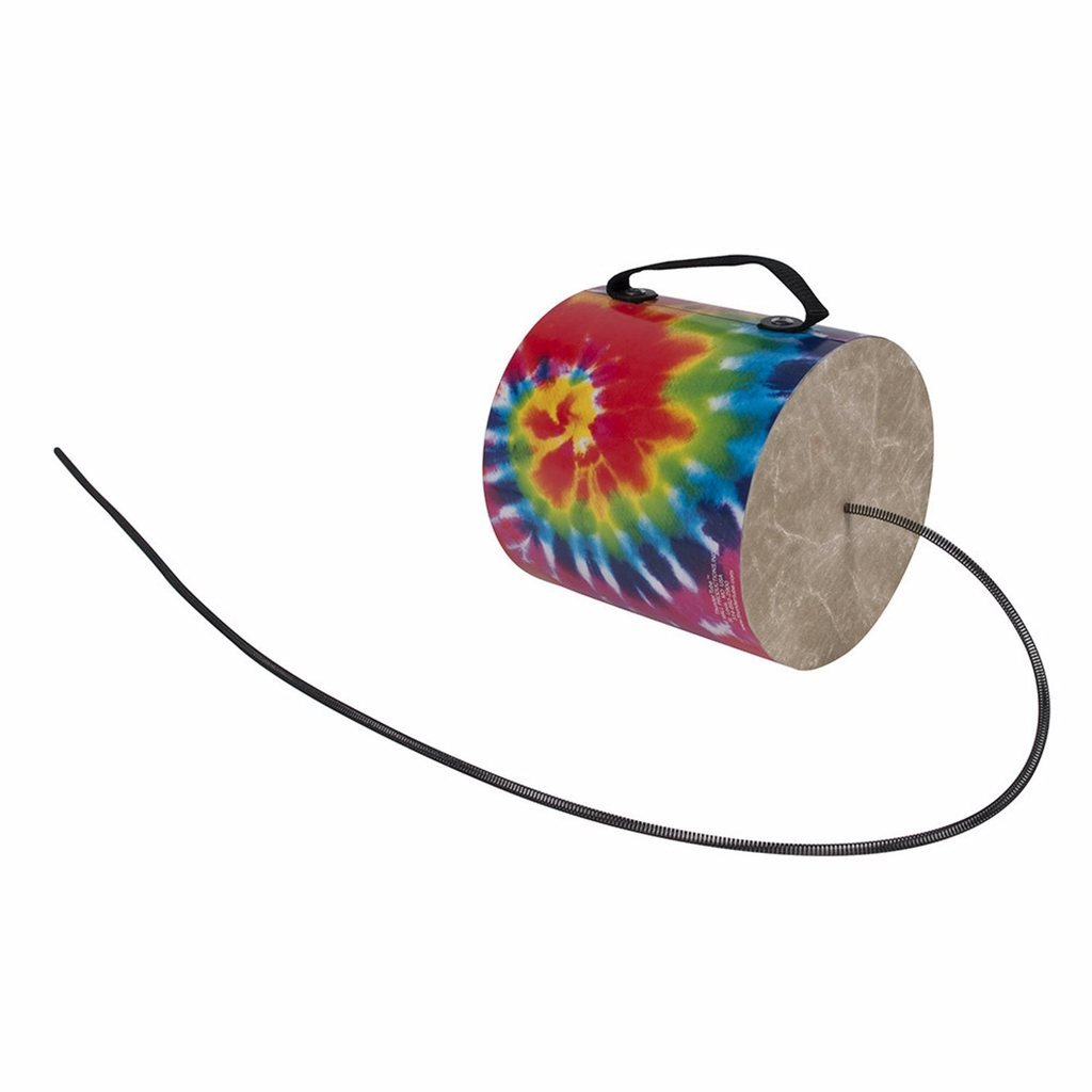Remo Tie-Dye Thunder Tube (6 x 6 inches) by Remo